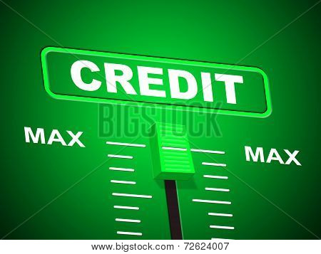 Max Credit Shows Debit Card And Banking