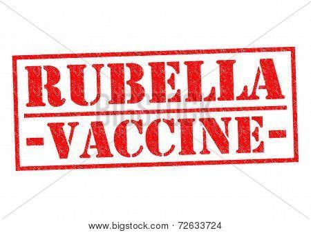 Rubella Vaccine