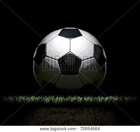 Soccer Ball 3D Set 1