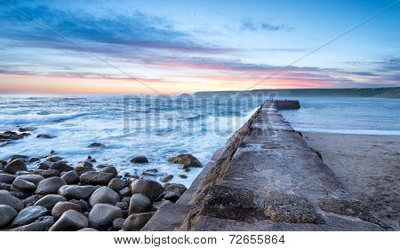 Sennen Cove In Cornwall