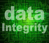 Data Integrity Indicating Knowledge Truthfulness And Reliable poster