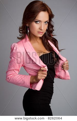 Pretty Businesswoman