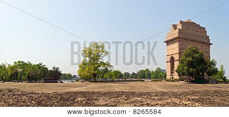 India Gate At New Delhi