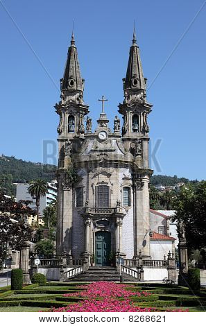 Church in Guimaraes, Portugal