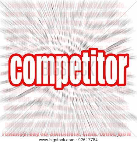 Competitor Word Cloud