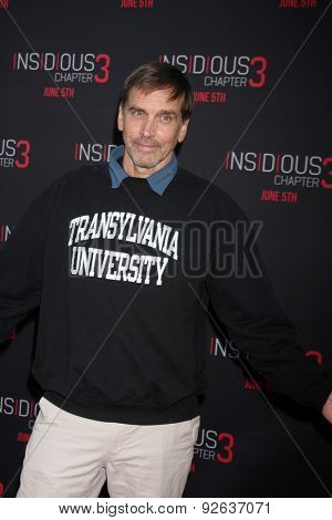 LOS ANGELES - JUN 4:  Bill Moseley at the