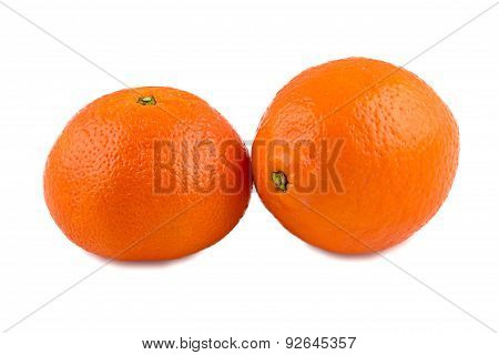 Photo of tangerine and minneola