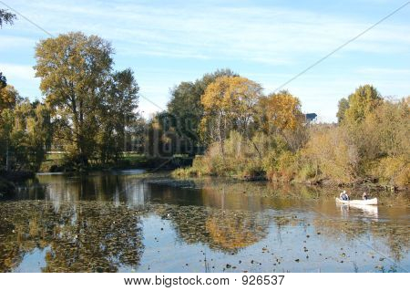 A Fall Lake
