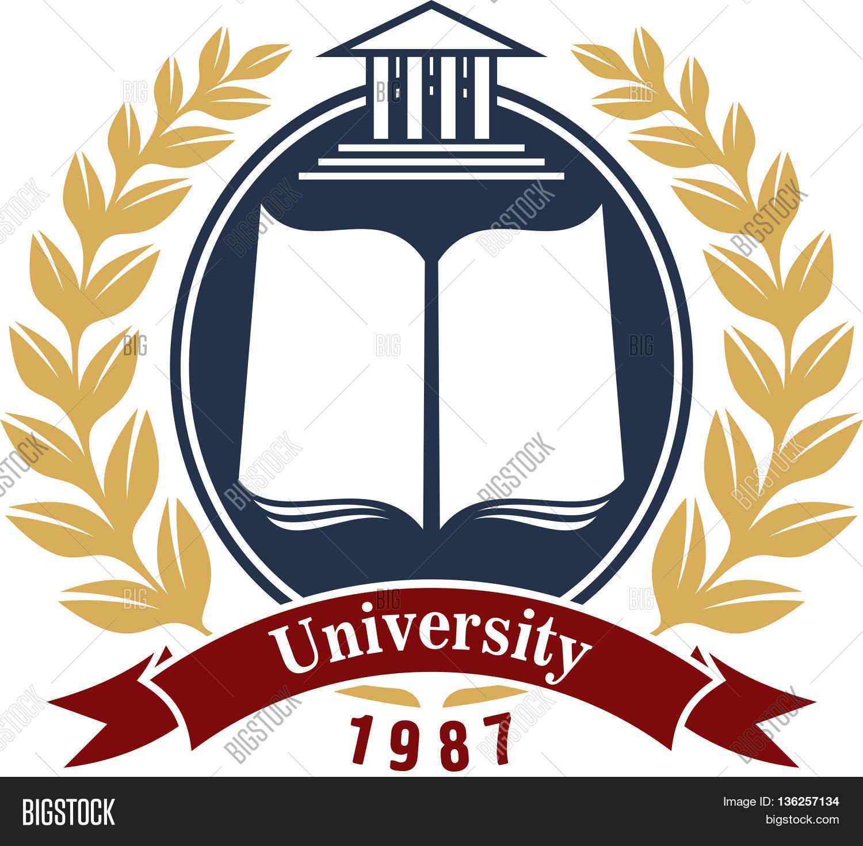 University Insignia Vector & Photo (Free Trial) | Bigstock