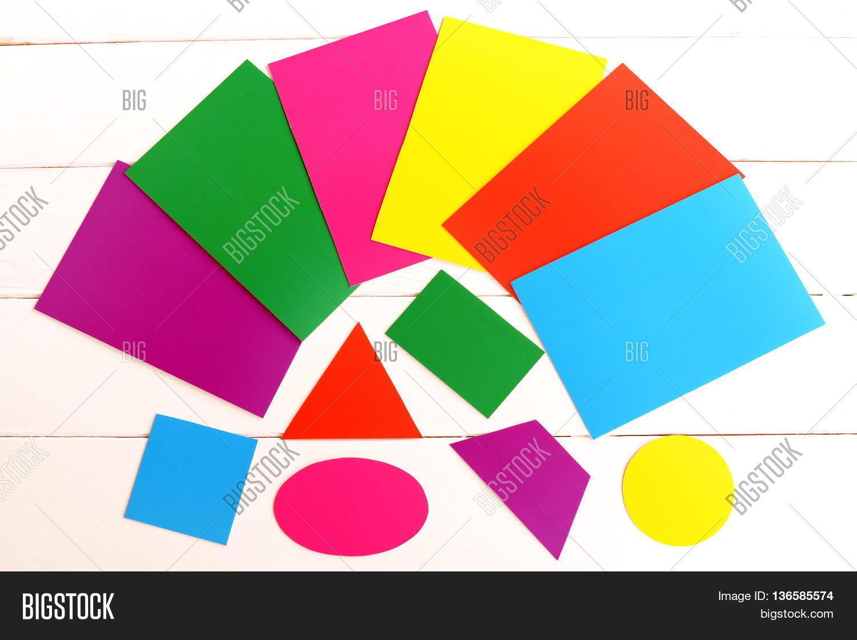 Multicolored Cardboard Image & Photo (Free Trial) | Bigstock