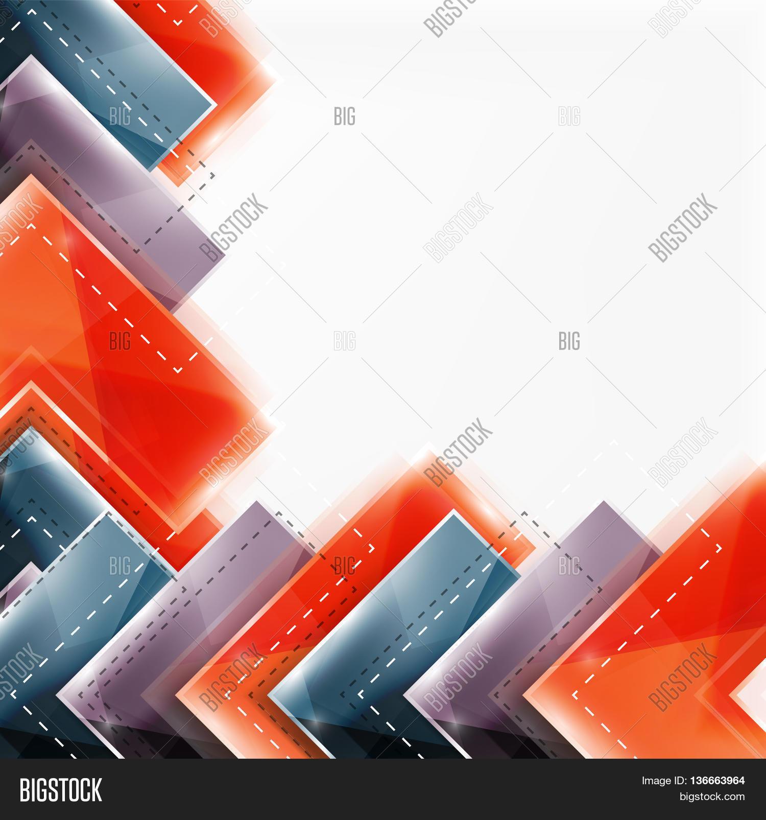 Colorful Glossy Arrow Image & Photo (Free Trial) | Bigstock