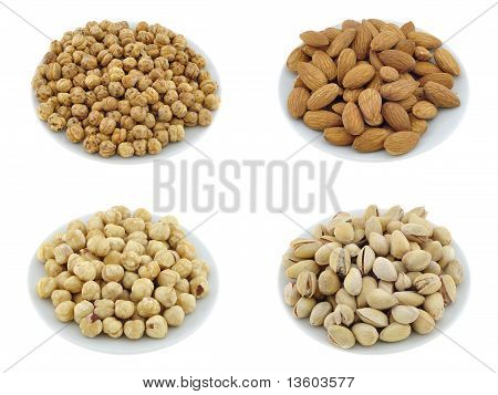 Nuts, Seeds & Appetizers Set #4