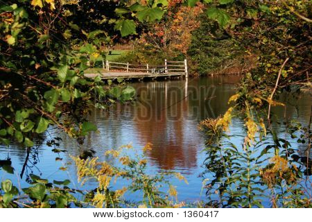 Dockside In The Fall