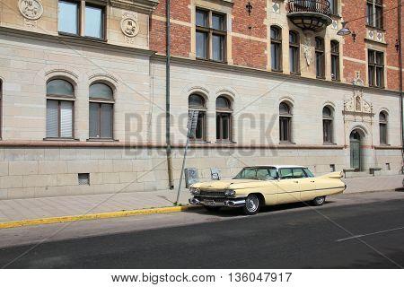Oldtimer Cadillac