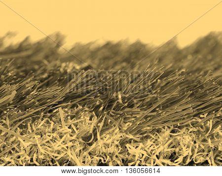 Artificial Meadow Sepia
