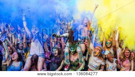 Festival Of Colors Colorfest