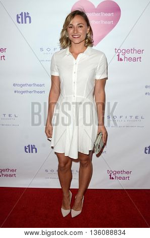 LOS ANGELES - JUN 25:  Briana Evigan at the Together1Heart Launch Party at the Sofitel Hotel on June 25, 2016 in Los Angeles, CA