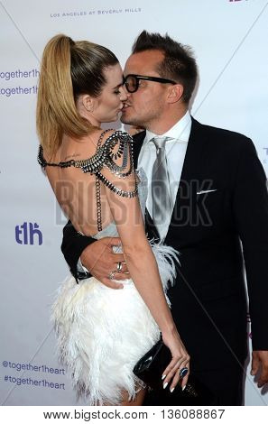 LOS ANGELES - JUN 25:  Rachel McCord, Rick Schirmer at the Together1Heart Launch Party at the Sofitel Hotel on June 25, 2016 in Los Angeles, CA
