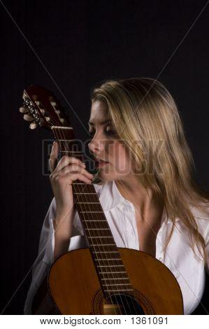Guitarists Thiinking