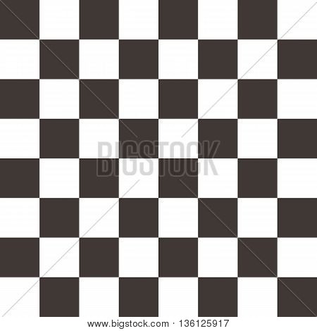 Silhouette of a chess piece - chess board icon
