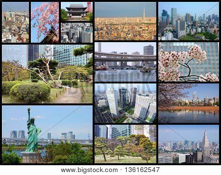 Tokyo Landmarks
