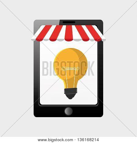 business online design, vector illustration eps10 graphic