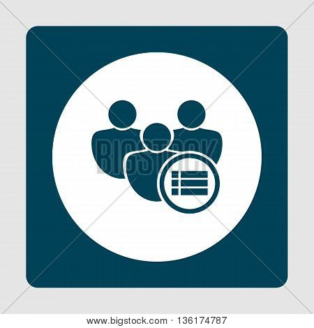 User Detail Icon In Vector Format. Premium Quality User Detail Symbol. Web Graphic User Detail Sign