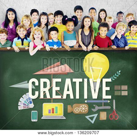 Creative Creativity Inspire Ideas Innovation Concept