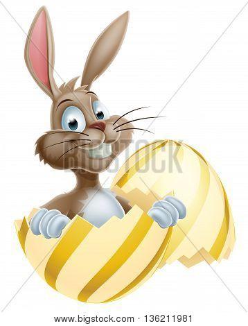 Easter Egg Bunny