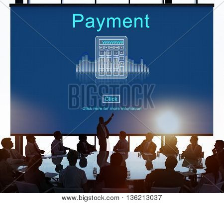Payment Benefits Bookkeeping Budget Payday Concept