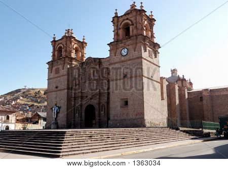 Peruvian Cathedral