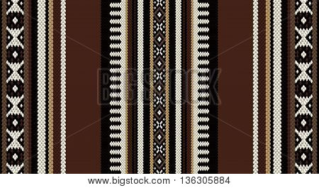Maroon Theme Sadu Weaving Middle Eastern Traditional Rug Texture