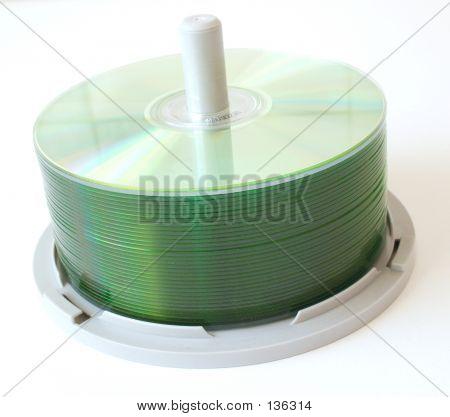 Stack Of Discs