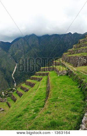 Ancient Inca Ruins