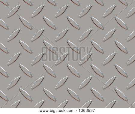 Diamond Plate Shallow