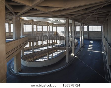 Lingotto Race Track In Turin