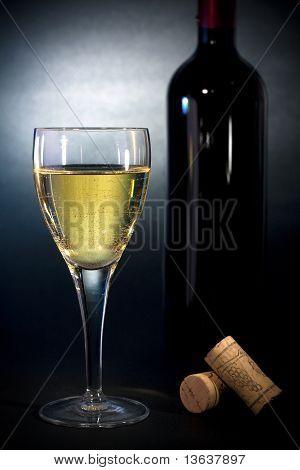 Wine - Luxury Art Background