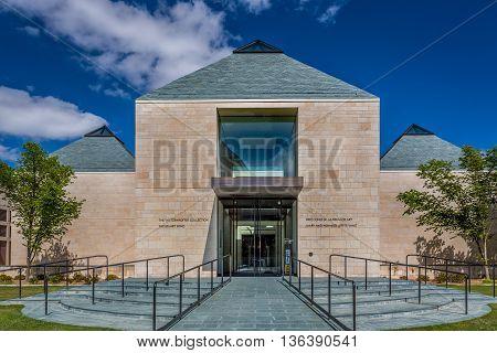 Fred Jones Jr. Museum Of Art At University Of Oklahoma