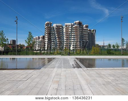 Citylife Milano Residential Complex By Daniel Libeskind In Milan