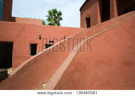 House Of Slaves In Goree