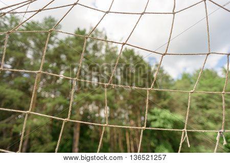 Soccer Sports Netting Football Goal