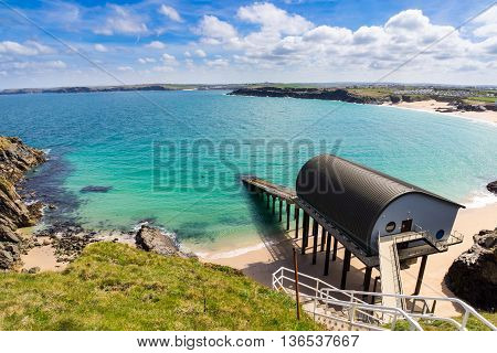 Trevose Head Lifeboat Station Cornwall