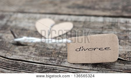 Divorce Background