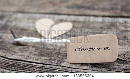 Divorce Background