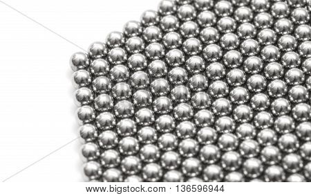 Magnetic Ball Bearing Tiling