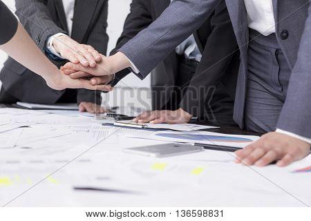 Teamwork, Solidarity And Partnership