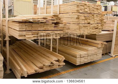 a wholesale warehouse building materials from wood