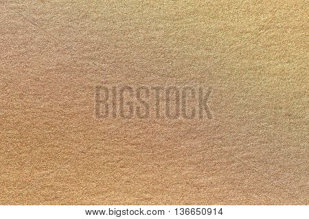 Shiny gold paper texture background
