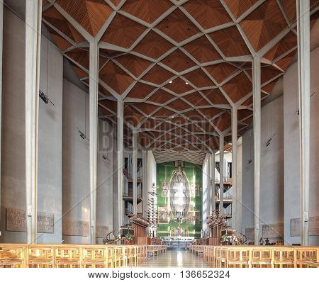 Coventry Cathedral In Coventry
