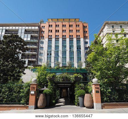 Duca Di Milano Hotel In Milan